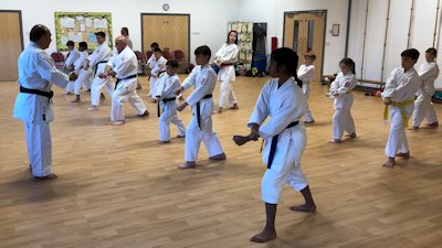 Martial Arts, Karate lessons near me, Chester, Ellesmere Port